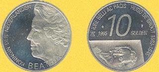 zilveren tien gulden